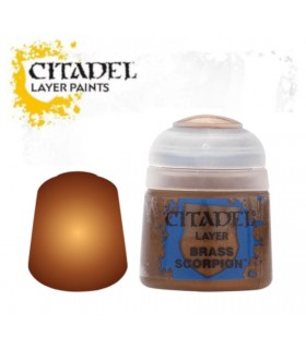 Pintura Layer Brass Scorpion - Citadel