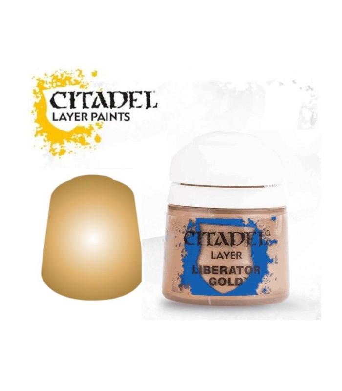 Pintura Layer Liberator Gold - Citadel