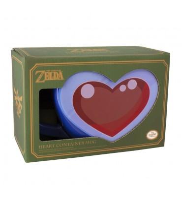 Taza contenedor de corazón - The Legend of Zelda