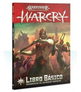 Libro básico de WarCry - Warhammer Age of Sigmar