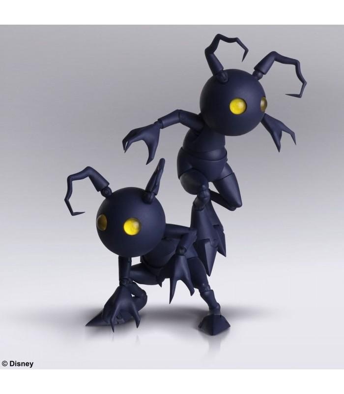 Figuras sincorazón sombra articuladas - Kingdom Hearts III