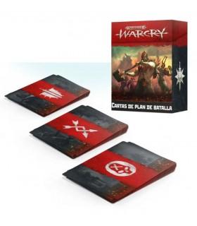 Cartas de plan de batalla - War Cry