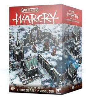 Ravaged Lands: Corpsewrack Mausoleum - War Cry