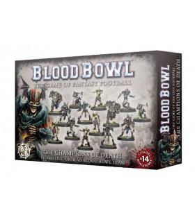 Equipo de Blood Bowl Champions of Death - Blood Bowl