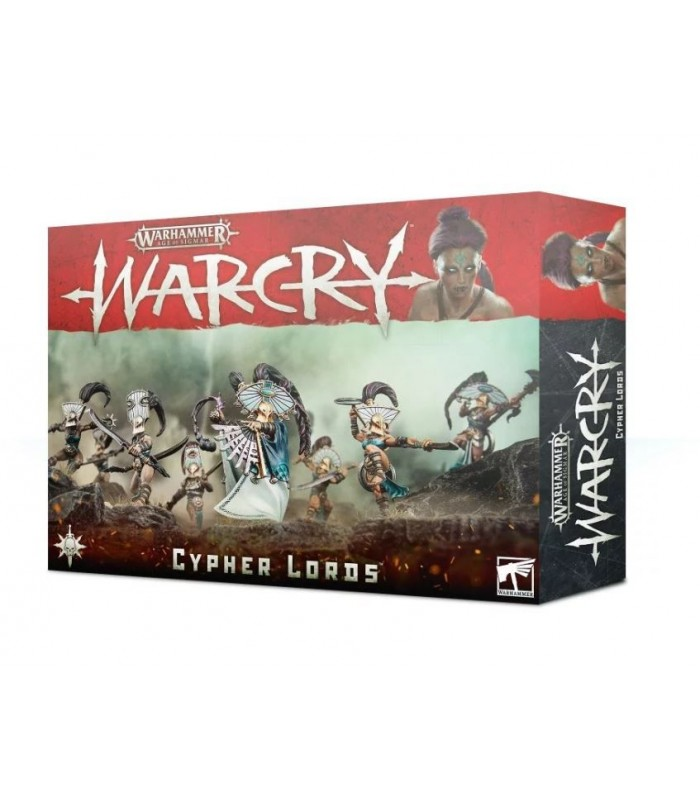 Cypher Lords - War Cry