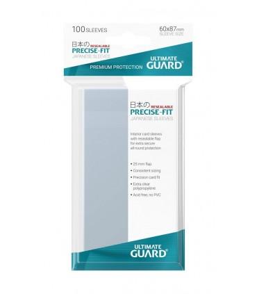 Funda protectora para cartas reprecintable 60 x 87 mm (100 unidades)