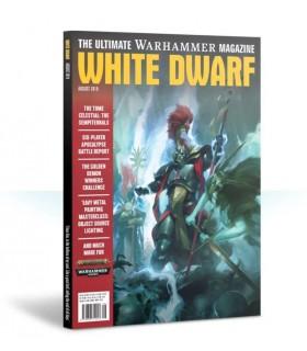 Revista White Dwarf Agosto 2019 (en inglés)