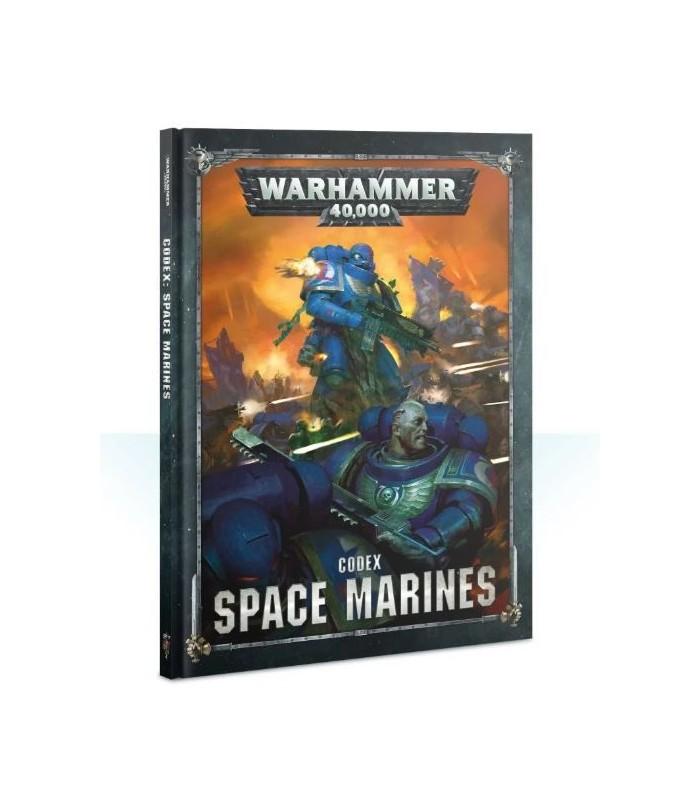 Codex Space Marines Ed. 2019 - Warhammer 40.000