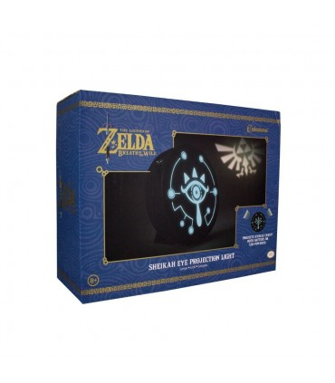 Lampara de ambiente - Piedra Sheikah - The Legend of Zelda