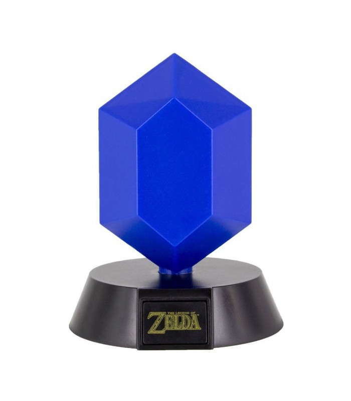 Lampara de ambiente - Rupia azul - The Legend of Zelda