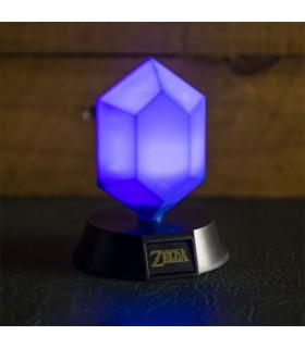 Lampara de ambiente - Rupia azul - The Legend of Zelda
