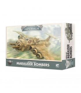 Marauder Bombers de la Marina Imperial - Aeronautica Imperialis - Warhammer 40.000