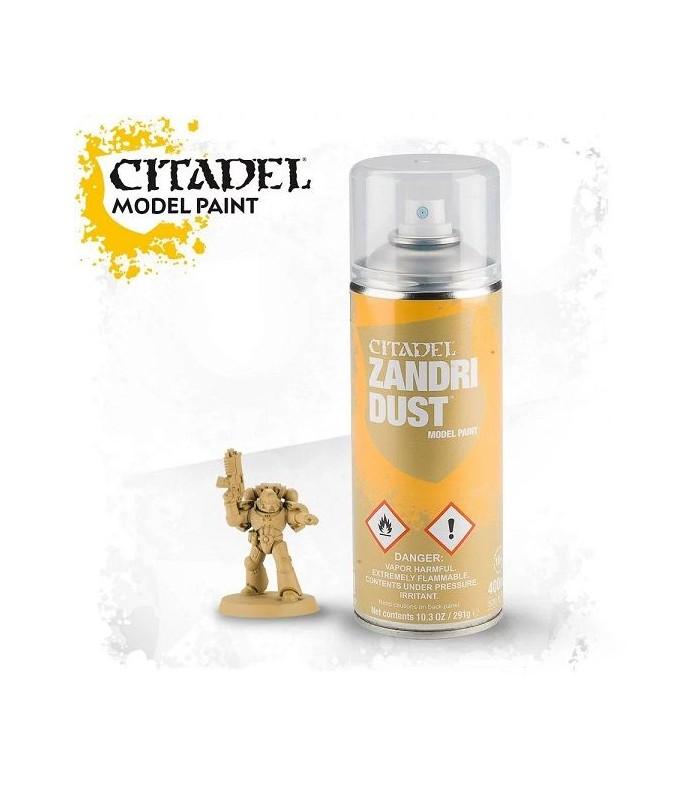 Spray de imprimación Zandri Dust - Citadel