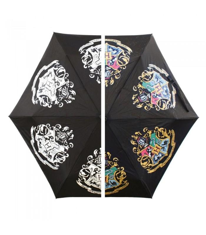 Paraguas Mágico logo Hogwarts - Harry Potter