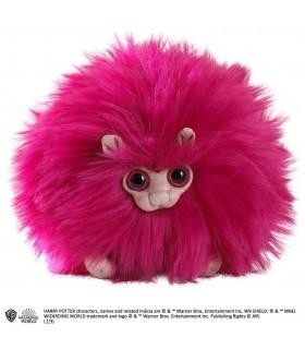Peluche pequeño Pygmy Puff de color rosa - Harry Potter
