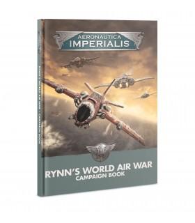Libro de campaña aérea Rynn's World - Aeronautica Imperialis - Warhammer 40.000