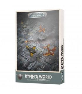 Zona de combate Rynn's World - Aeronautica Imperialis - Warhammer 40.000