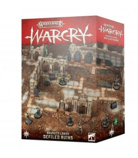 Ravaged Lands: Defiled Ruins - War Cry - Warhammer: Age of Sigmar
