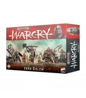 Iron Golems - War Cry - Warhammer: Age of Sigmar