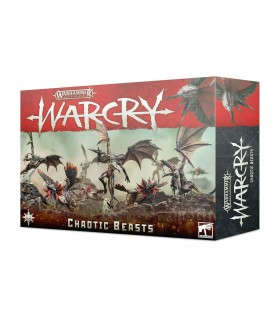 Chaotic beasts - War Cry - Warhammer: Age of Sigmar