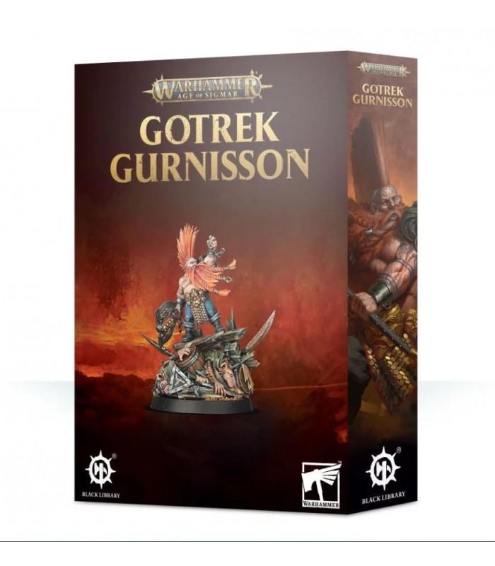 Gotrek Gurnisson - Warhammer: Age of Sigmar