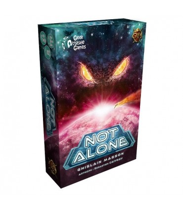 Not Alone - Juego de Mesa