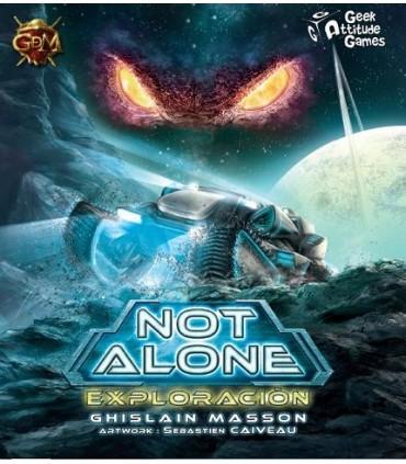 Not Alone: Exploración - Juego de Mesa