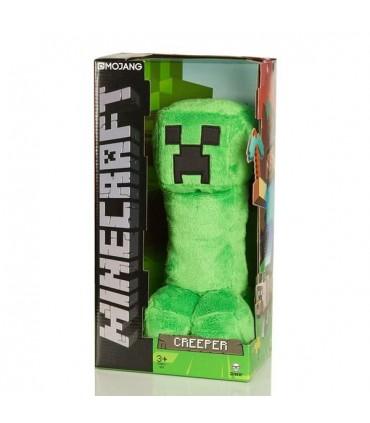 Peluche Creeper 27 cm - Minecraft