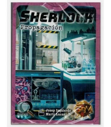 Sherlock Q Serie 2 - Propagación - Juego de Mesa