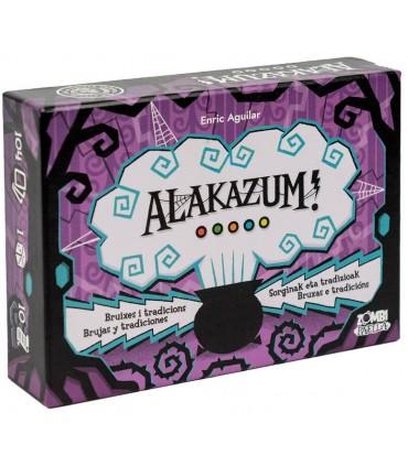 Alakazum! - Juego de Mesa