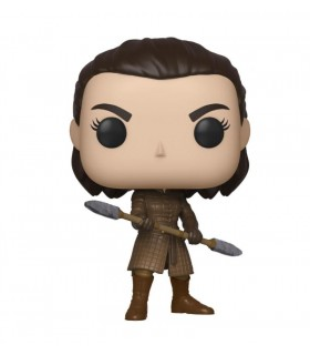 Funko Pop! Arya Stark con lanza vidriagón - Juego de Tronos