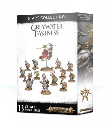 Start collecting! Greywater Fastness - Warhammer: Age of Sigmar