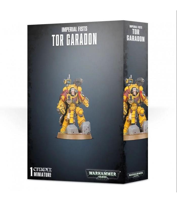 Tor garadon - Imperial fists - Warhammer 40.000