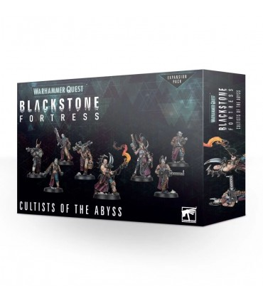 Cultists of the Abyss - Blackstone Fortress