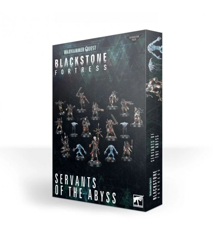Servants of the Abyss - Blackstone Fortress