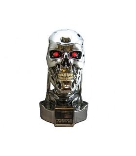 Busto Terminator T-800 Cabeza Endoesqueleto Prop Replica 1:1