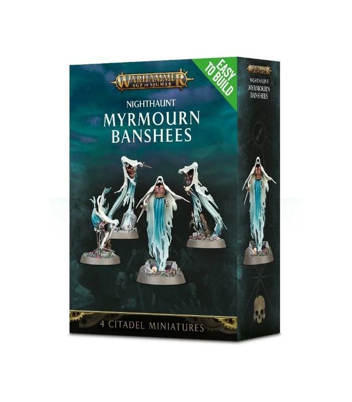 Myrmourn Banshees - Nighthaunt - Warhammer Age of Sigmar