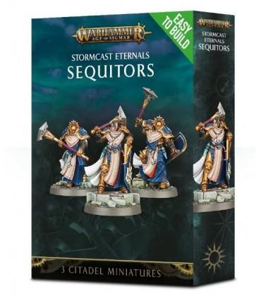 Sequitors - Stormcast Eternals - Warhammer Age of Sigmar