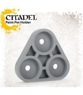 Soporte para pinturas (Paint Pot Holder) - Citadel
