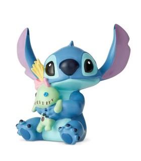 Stitch con la muñeca de Lilo - Lilo y Stitch