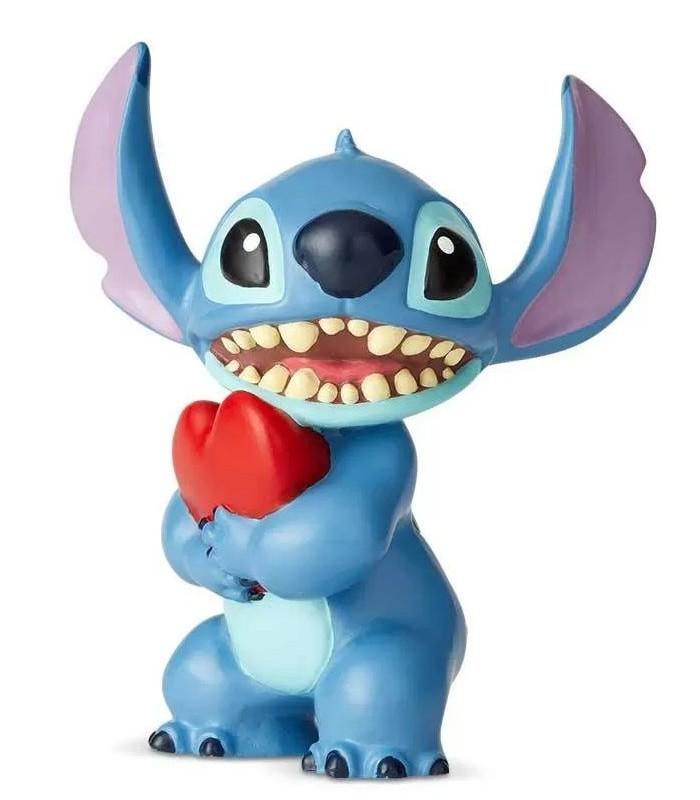 Stitch con corazón - Lilo y Stitch