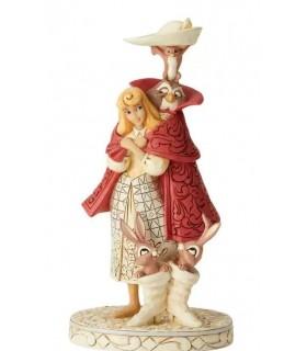 Figura de resina De Vuelta a Casa - Blancanieves y los 7 enanitos