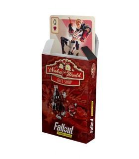 Baraja de póquer Nuka-World - Fallout