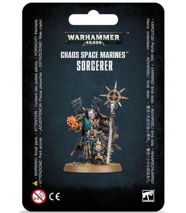 Sorcerer - Chaos Space Marines - Warhammer40K