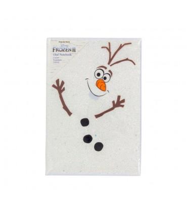 Libreta Olaf - Frozen 2