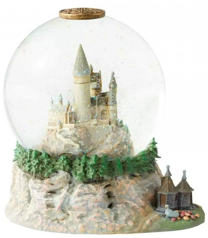 Bola de nieve Hogwarts - Harry Potter