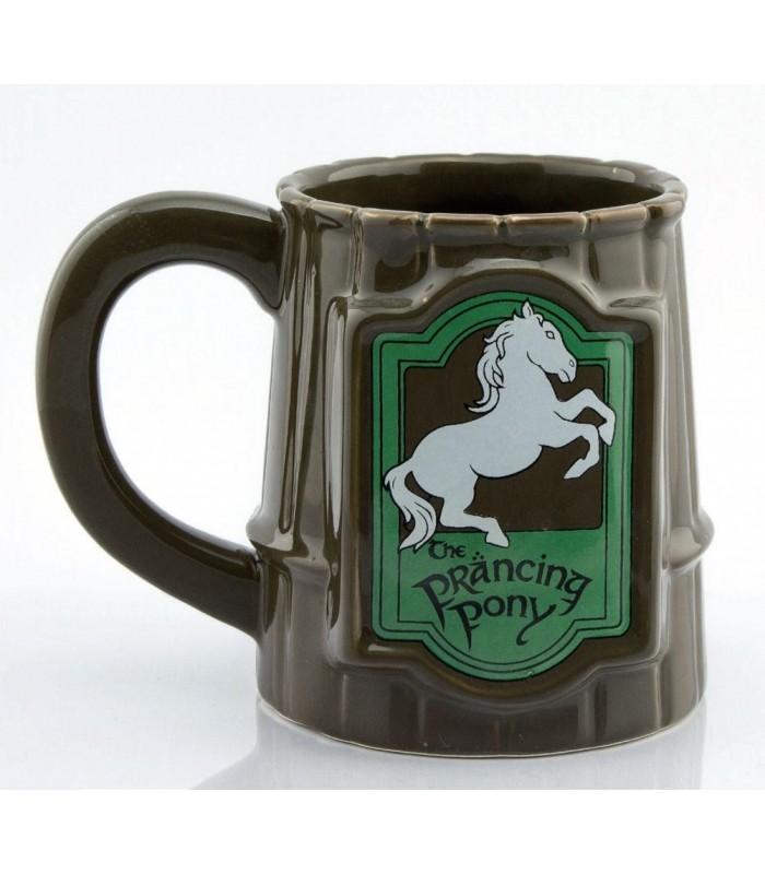 Taza 3D Pony Pisador - El señor de los anillos