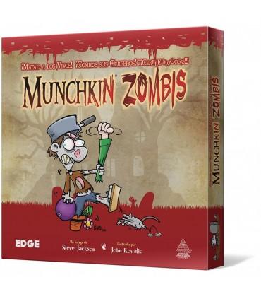 Munchkin Zombis - Juego de Rol