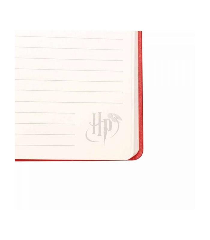 Libreta Premium A5 Gryffindor - Harry Potter