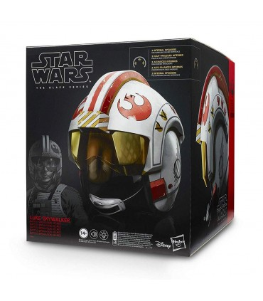 Réplica del casco de Luke Skywalker - Star Wars
